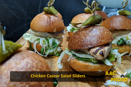 """Chicken Caesar Salad Sliders • <a style=""""font-size:0.8em;"""" href=""""http://www.flickr.com/photos/159796538@N03/48602643307/"""" target=""""_blank"""">View on Flickr</a>"""