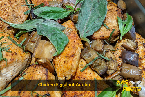 """Chicken Eggplant Adobo • <a style=""""font-size:0.8em;"""" href=""""http://www.flickr.com/photos/159796538@N03/48602643907/"""" target=""""_blank"""">View on Flickr</a>"""