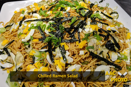 """Chilled Ramen Salad • <a style=""""font-size:0.8em;"""" href=""""http://www.flickr.com/photos/159796538@N03/48602644007/"""" target=""""_blank"""">View on Flickr</a>"""