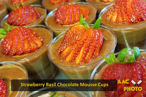 "Strawberry Basil Mousse Cups • <a style=""font-size:0.8em;"" href=""http://www.flickr.com/photos/159796538@N03/48602644862/"" target=""_blank"">View on Flickr</a>"