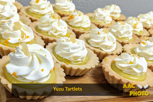 "Yuzu Tartlets • <a style=""font-size:0.8em;"" href=""http://www.flickr.com/photos/159796538@N03/48602645927/"" target=""_blank"">View on Flickr</a>"