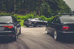 German Trinity (crashmattb) Tags: bmw audi mercedes benz mercedesbenz northgeorgia georgia summer 2018 car automotive mountainrun bmwe39 bmwe39540i e39 540i varrstoenes1 tuned bimmer lightroom automobile carphotography automotivephotography v8 speedhunters canon70d s4 audis4 amg c63 c63amg