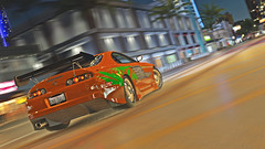 supra 12 (Keischa-Assili) Tags: toyota supra fast furious tuner jdm forza horizon 3 wallpaper screenshot photo 4k uhd orange green vinyl film car