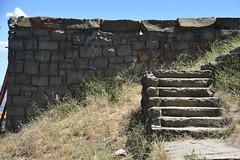 Knapp's Castle (7) (Ian E. Abbott) Tags: knappscastle mansion ruins masonry stone brick southerncalifornia santabarbara socal steps stairs