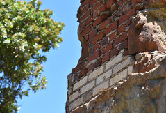 Knapp's Castle (10) (Ian E. Abbott) Tags: knappscastle mansion ruins masonry stone brick southerncalifornia santabarbara socal