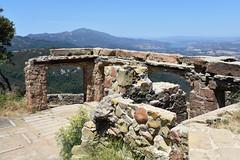 Knapp's Castle (3) (Ian E. Abbott) Tags: knappscastle mansion ruins masonry stone brick southerncalifornia santabarbara socal
