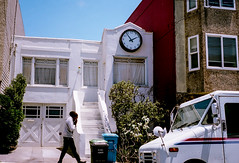 La Playa Street, San Francisco (Postcards from San Francisco) Tags: contaxt2 portra160 thesunset film analog sanfrancisco california
