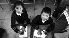 Guaguas (@oliva) Tags: bw niños monocromático monocromatic etnografía ethnography rostros faces retrato eyes