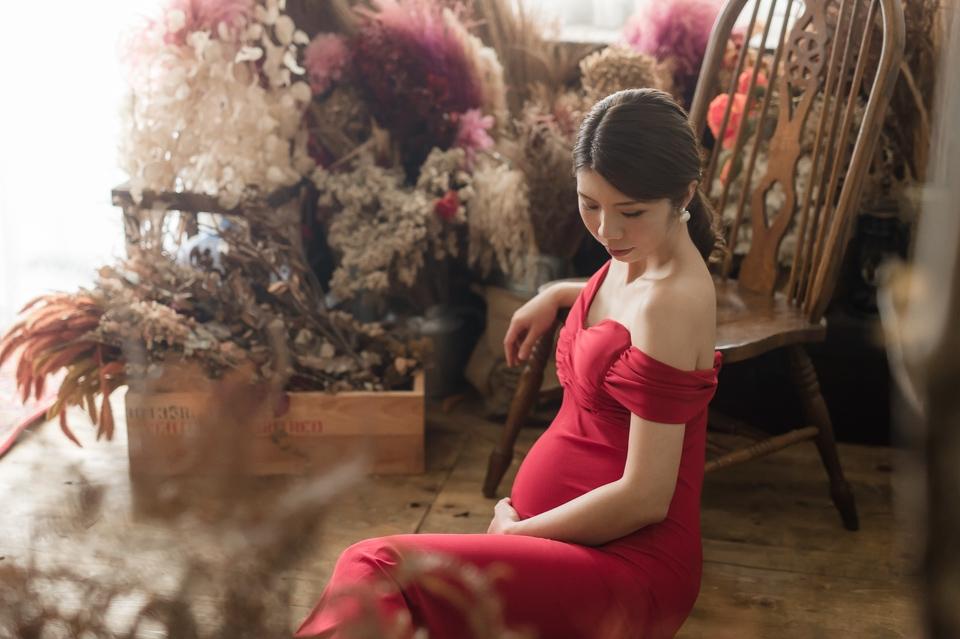 台南孕婦寫真 JY 自信就是最美麗的妝容 027