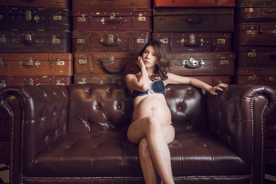 台南孕婦寫真 JY 自信就是最美麗的妝容 026