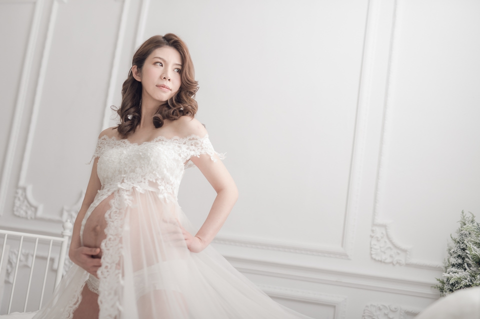 台南孕婦寫真 JY 自信就是最美麗的妝容 024