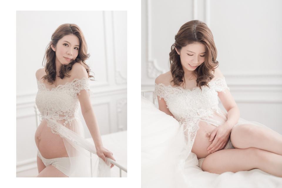 台南孕婦寫真 JY 自信就是最美麗的妝容 023