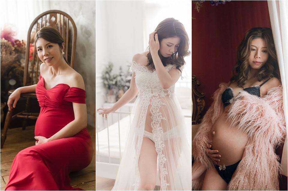 台南孕婦寫真 JY 自信就是最美麗的妝容 001