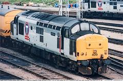 37409GB_CardiffCanton_010699_02 (Catcliffe Demon) Tags: railways railroading uk class37 eetype3 ews englishwelshscottishrailway englishelectric vulcanfoundry coco diesellocomotive transrail rosters ukrailimages1999 southwales glamorgan centreheadcode
