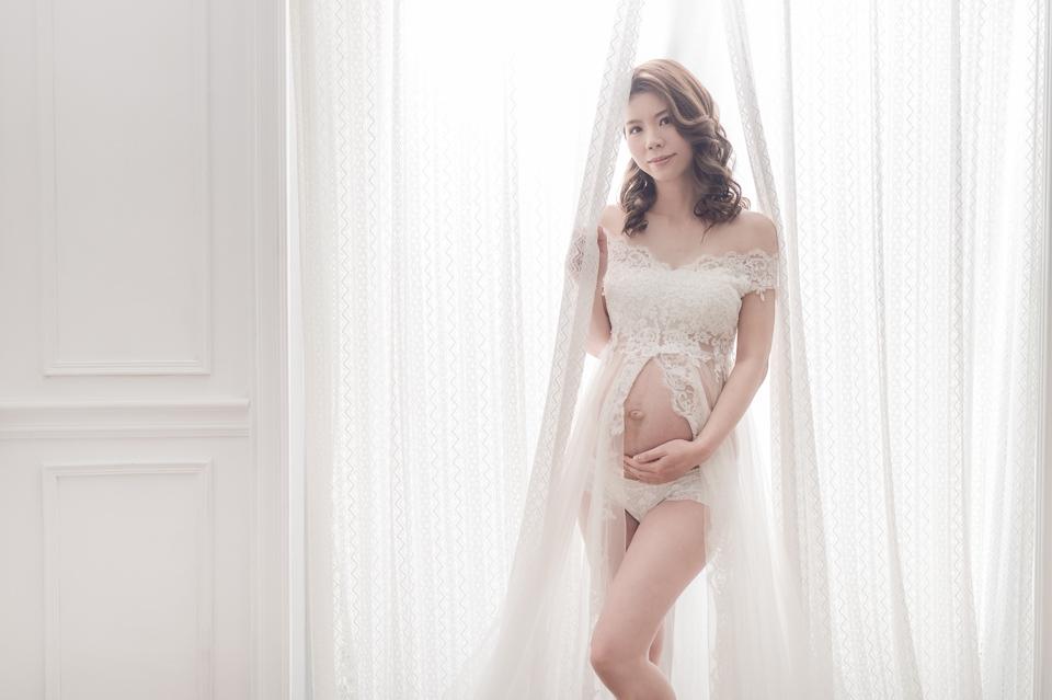台南孕婦寫真 JY 自信就是最美麗的妝容 002