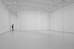 strings attached (Lamson/Ng) Tags: lamson blackandwhite monochrome bw washingtondc dc museum highkey minimal urban hirschorn