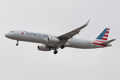 American Airlines Airbus A321 N931AM (jbp274) Tags: lax klax airport airplanes americanairlines aa airbus a321