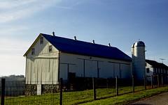 barn / silo (bluebird87) Tags: barn silo nikon f4s dx0 c41 film kodak ektar epson v600