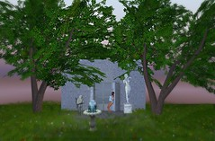 Remember (*kAmmieAnn*) Tags: facedesk landscaping homeandgarden tree seasons wildflower secondlife avatar remember