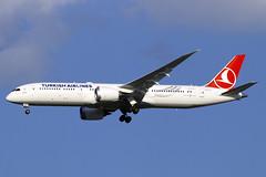 TC-LLA (JBoulin94) Tags: tclla turkish airlines boeing 7879 dreamliner washington dulles international airport iad kiad usa virginia va john boulin