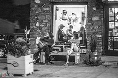 Black mountain music-7519 (BillRhodesPhoto) Tags: billrhodes asheville nc blackandwhite monochrome night