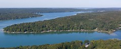 Walloon Lake (Petoskey Drones) Tags: aerial drone lake water above blue summer