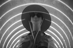 Time and Space (mattt1970) Tags: nikonf3hp kodaktmax3200 hc110b nikkor50mmf14ais 35mm film analog blackandwhite bw doubleexposure grain