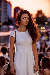 CAMILLA (Luigi_1964_2) Tags: milano camilla ritratto milan italy naviglio darsena cfsdm shamiri portrait street sunset
