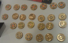 Some $2 coins I have not seen (spelio) Tags: money coins collection set currency cash 2