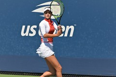 norland d. cruz photography: backhand ready (russia's anna kalinskaya during qualifying day at the us open 2019 in new york) (norlandcruz74) Tags: lens zoom telephoto afs telefoto summer ny newyork sports sport major nikon russia meadows gear august womens player queens tennis tournament event american filipino nikkor russian singles pinoy wta dx usopen flushing grandslam 2019 d7200 norlandcruz annakalinskaya beautiful gorgeous shutterbug speed high iso shutter