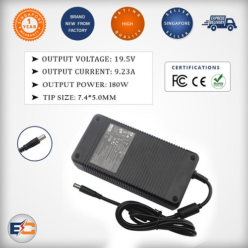 Dell_PN_74X5J_Charger