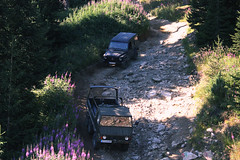 off road (mihxiii 2.0) Tags: cars mountain jeep off road summer landcape nature aerial view