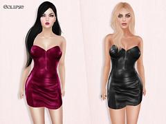 .:Lau Dress:. (.:Eclipse:.) Tags: secondlife secondlifefashion secondlifestyle eclipse eclipsesecondlife eclipsesl