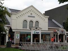 former synagogue zaandam (andrevanb) Tags: zaandam architecture synagogue belwinkel sportzaak
