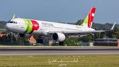 TAP Air Portugal A321-2N CS-TJL (SjPhotoworld) Tags: belgium belgië belgique brussels bru brussel brusselsairport zaventem ebbr airport airliner aviation aircraft airplane airline avgeek airliners airlines arrival airbus a321 a3212 a321neo neo tap flytap portugal touchdown canon fr24 flickr flickrelite flight plane passenger planespotting passengerjet cstjl spotting transport travel explore extreme