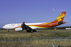 B-303Z A333 HAINAN AIRLINES YBBN (Sierra Delta Aviation) Tags: hainan airbus a333 brisbane airport ybbn b303z