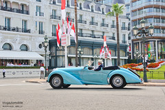 Delahaye 135M Carlton Roadster (Raphaël Belly Photography) Tags: concours elegance classic old exotic 2019 acm automobile club rb raphaël supercar collector supercars spotting car raphael belly eos canon photographie photography picture pictures automobiles automotive coche coches luxury luxe élégance à montecarlo et mc monte carlo principauté principality 98 98000 collection delahaye 135m carlton roadster 135 m turquoise blue bleu bleue emma beanland 49315