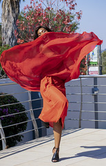DSC_1298 (bontlemontle) Tags: fashion portraits outfit outdoors red