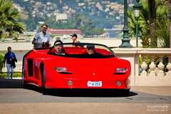 Ferrari Mythos Concept (Raphaël Belly Photography) Tags: concours elegance classic old exotic 2019 acm automobile club rb raphaël supercar collector supercars spotting car raphael belly eos canon photographie photography picture pictures automobiles automotive coche coches luxury luxe élégance à montecarlo et mc monte carlo principauté principality 98 98000 collection ferrari mythos concept red rouge rosso rossa kosaka shiro