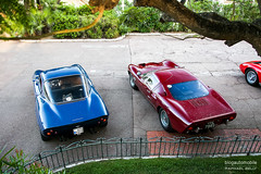 Ford GT40 Mk III & ATS 3000 GTS Coupe (Raphaël Belly Photography) Tags: concours elegance classic old exotic 2019 acm automobile club rb raphaël supercar collector supercars spotting car raphael belly eos canon photographie photography picture pictures automobiles automotive coche coches luxury luxe élégance à montecarlo et mc monte carlo principauté principality 98 98000 collection ford gt40 mk iii mark 3 three gt 40 red rouge rosso rossa bordeaux bartlett gary m31103 m3 1103 ats 3000 gts automobili turismo sport coupe blue bleu bleue dieteren roland ieteren