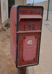 (Sam Tait) Tags: gibraltar uk united kingdom europa point coast post office