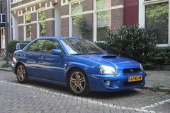 Subaru Impreza 2.0 WRX AWD 7-4-2004 67-NZ-KB (Fuego 81) Tags: subaru impreza wrx 2004 67nzkb onk sidecode6