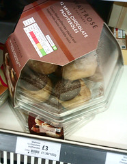 Challenge Friday 2019, week 33, theme bump (1) - Waitrose profiterole stack (karenblakeman) Tags: challengefriday cf19 bump waitrose profiteroles cake dessert food 2019 august uk