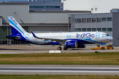 D-AUBQ // IndiGO // A320-271N // MSN 9079 // VT (Martin Fester - Aviation Photography) Tags: daubq indigo a320271n msn9079 vt a320 a320neo a320n hamburg finkenwerder finkenwerderairport flickraviation flugzeuge flickrplane xfw xfwedhi edhi planes aviation avgeek airbus aviationlovers airplane aircraft aviationphotography plane planespotting aviationdaily aviationgeek aviationphotograph aircraftspotter avgeekphoto airbuslover aviationspotters airplanepictures planepicture worldofspotting planespotter planeporn aviationpic aviationgeeks aviationonflickr aviation4you aeroplanes