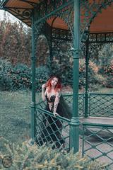 Photo (BlackVeil Photography) Tags: blackveil lingerie couture lace hautecouture paris photography artistic gothgoth nudefashion fashion fashiondesign stylish gothmodel goth sexy luxury couturefashion elegance dressmaker sewing embroidery gothfashion gothoutfit landscape inkedgirl redhead tattoos