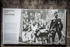 Una vez liberados, y con muchos problemas de salud psíquicos y físicos, eran devueltos a sus hogares... - Berlín dia 4 / Tag Vier Berlin (xavi.calvo - calvox) Tags: berlin berlín alemania berlinermauer mauer berliner sachsenhausen campodeconcentracionjudio judio judios campo concentracion camposachsenhausen holocausto holocaust jüdisch juden judenholocaust 3reich iiireich ss sachsenhausencamp oranienburg brandenburg brandenbrugo