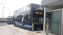 YX66WGO (jeff.day48) Tags: yx66wgo 33488 adl enviro400 mmc firstwestofengland firstsevernexpress newportbusstation