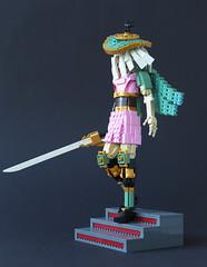 The Wanderer (Eero Okkonen) Tags: lego moc mtg magicthegathering character