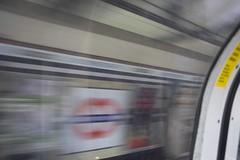 Bakerloo in motion (dwimagesolutions) Tags: england london elephantandcastle londonunderground tube bakerlooline motion lunchtime nikond7200 zoomnikkor1870mmf3545