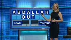 'Countdown' spells out Abdallah (Diego Sideburns) Tags: oldhamathletic abdallahlemsagam latics supporterunrest